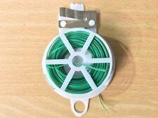 25m Garden Wire, Tie, Plants, & Dispenser & Cutter