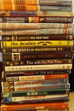 Many different Music and Concert DVD's New and Used