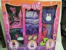LC-502  MADAME ALEXANDER MY LIFE DOLL clothing pack 2014, MIB