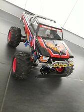 Rc Car/Tamiya Bush Devil - Monstertruck/Seltene Rarität Vintage