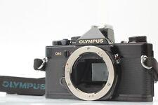 Exc+5 ☆ Olympus OM-2n Black 35mm SLR Film Camera Body + Shoe 4 from Japan