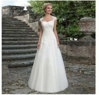 A-Linie Brautkleid Hochzeitskleid Kleid Braut Babycat collection BC626 34-46