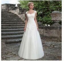 Brautkleid Hochzeitskleid Kleid Braut Babycat collection sofort li. BC626C 42