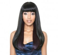ISIS Collection Red Carpet Straight Yaky Texture RCP181 Minaj Synthetic Full Wig