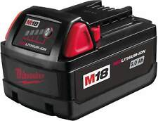 Milwaukee M18 B3 Original Rouge Batterie Li Ion 18 Volt 3 0 Mw4932430061