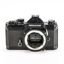 Nikon Nikkormat FT2 35mm SLR Film Camera Body Only - For Parts