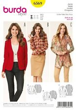 Burda Style Schnittmuster - Jacke - Nr.6569