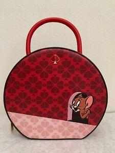 NWT Kate Spade X Tom & Jerry Canteen Bag Crossbody PXRUA975 ~ Limited Edition!!