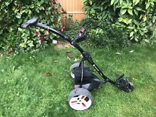 2015 Motocaddy S1 Pro Electric Golf Trolley, 26Ah 36 Hole Battery, well used.