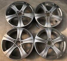 4 Originale Mercedes-Benz Cerchi in Lega 7.5Jx17 ET40 A2134011200 W213 V213 S213