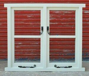 Hardwood Timber Casement Window!!! Cottage Style!! Made To Measure!! Bespoke!!
