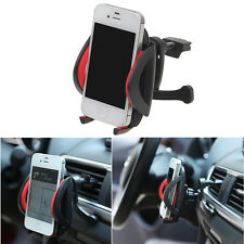 Hot Sale ! 360° Car Air Vent Mount Cradle Holder Stand For Mobile Cell Phone GPS