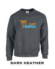 155 Flint Tropics Crew Sweatshirt funny basketball jersey costume semi movie pro