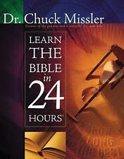 NEW - Learn the Bible in 24 Hours by Missler, Chuck