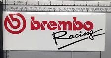 Brembo Racing STICKER Motorbike Car Bike Road Project Parts Brake Oil Custom