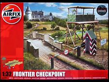 Airfix Nr. A6383 Frontier Checkpoint in 1:32