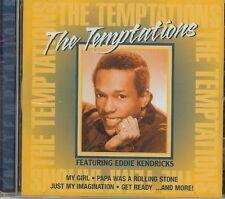 The Temptations - Fea. Eddie Kendricks - CD - NEW - FAST FREE SHIPPING !!!