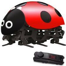 Vendedor Reino Unido ! Hazlo tú mismo Ladybug robot 2.4GHz RC Juguetes de movimiento rápido-Batería recargable para la edad de 7+