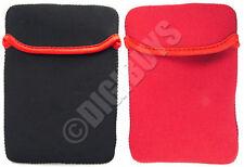 Carcasas, cubiertas y fundas rojos de neopreno para tablets e eBooks