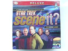 Star Trek Scene it ? Deluxe The DVD game - The stellar trivia game
