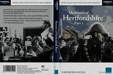 Memories of Hertfordshire: Part 1. New DVD