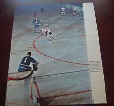 Bobby Hull Star Weekly / Canadian Weekly / Weekend Magazine / Toronto