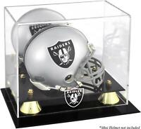 Oakland Raiders Mini Helmet Display Case - Fanatics
