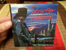 MICHAEL JACKSON_Stranger In Moscow_from the 90s_used CD-s_ships from AUS!__L2