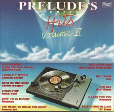 V/a - Prelude's Greatest Hits - Volume VI  New cd   Import  80's
