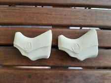 Pair of Campagnolo C-Record Brake Lever Hoods