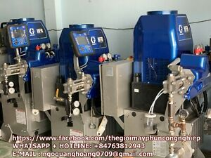 Graco Reactor HFR Polyurea, polyurethane Proportioner Precision Dispense System
