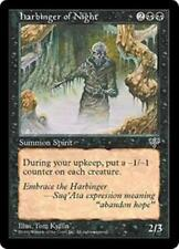 HARBINGER OF NIGHT Mirage MTG Black Creature — Spirit RARE