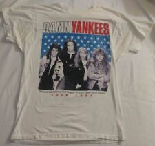 a07463b4b 1991 BAD COMPANY / DAMN YANKEES Concert Shirt VINTAGE, SCREEN STARS TAG, ...
