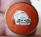 RARE PIN'S VOITURE RALLYE LANCIA DELTA INTEGRALE HF ASSOCIATION RONCHINOISE