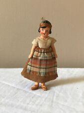 Antique German Bisque Mignonette Doll - Dollhouse Size
