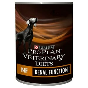Purina Pro Plan Veterinary Diets NF Renal Function Wet Dog Food Tins 12 x 400G