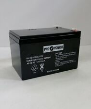 ProPower 12v 12ah F2 RAZOR DIRT BIKE MX500 Replacement Battery