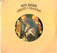 "PETE SEEGER - Circles & Seasons 1979 LP 12"" SIGILLATO"