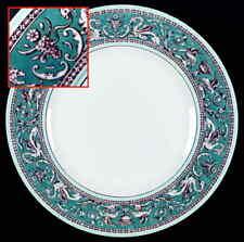 Wedgwood FLORENTINE TURQUOISE (NO CENTER, WHITE) Dinner Plate S785951G3