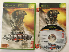 Unreal Championship > Xbox > Complet > PAL FR