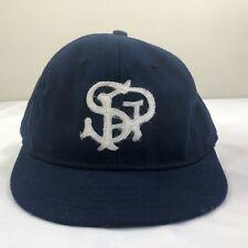 6843fadb00c VTG Ebbets Field Flannels Hat St. Paul Apostles Baseball Cap Wool MLB Pro 7  7