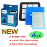 For Philips FC9331/09 FC9332/09 FC8010/01 Original Filter Sets Power Pro Compact