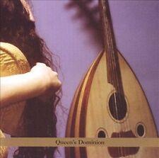 BASYA SCHECHTER - Queen's Dominion (CD, 2004, Tzadik Records)