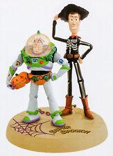 Disney Pixar Toy Story Buzz Lightyear & Woody Diorama Figure Halloween Ver.
