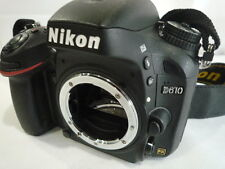 Nikon D D610  As-Is from Japan