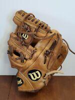 Wilson A2000 DP15 GM, (11.5 inch) Baseball Glove, D. PEDROIA - Game Spec, RHT