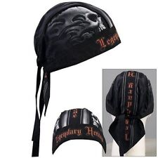 Zandana foulard Bandana Skull heritage tête de mort moto custom Biker motor