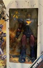 """Marvel Universe Sentinel Figure 16"""" variant Brand new sealed Maroon purple"""