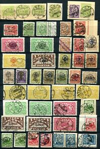 Litauen Briefmarken Lot