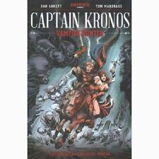 Captain Kronos Vampire Hunter  by Dan Abnett & Tom Mandrake   -  9781785861338